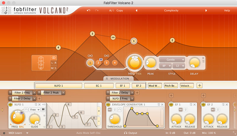 FabFilter Volcano 2 - Instant Delivery