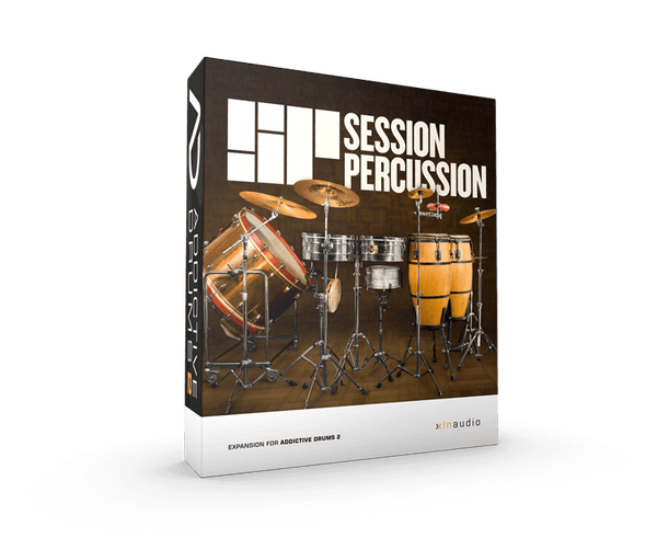 XLN Audio Session Percussion ADPACK - AD2