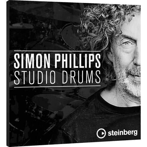 Steinberg Simon Phillips Studio Drums - VST Sound Instrument Set