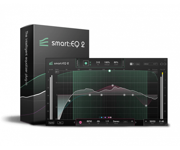 Sonible smart:EQ 2 Upgrade