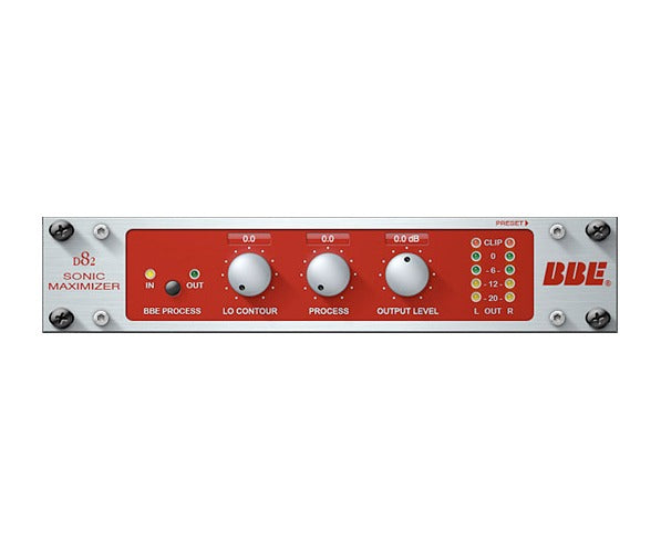 BBE Sounds Sonic Sweet Sonic Maximizer