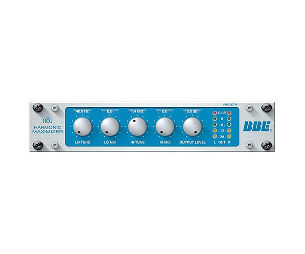 BBE Sounds Sonic Sweet H82 Harmonic Maximizer