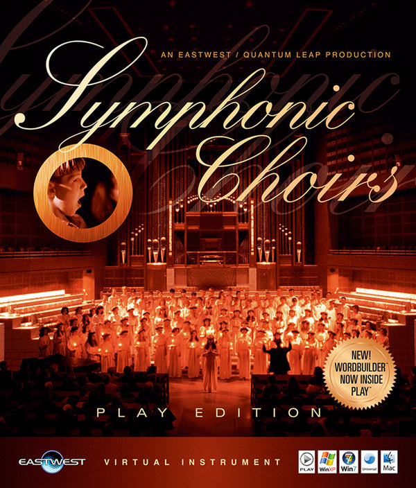 EastWest SYMPHONIC CHOIRS + VOTA BUNDLE Gold