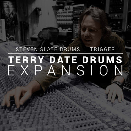 STEVEN SLATE DRUMS Terry Date Expansion for SSD