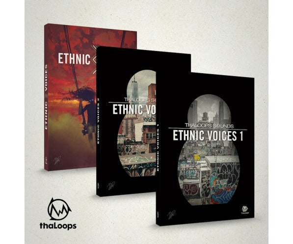 THAloops Ethnic Voices Bundle