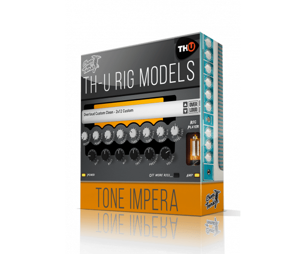 Tone Impera - Rig Library for TH-U