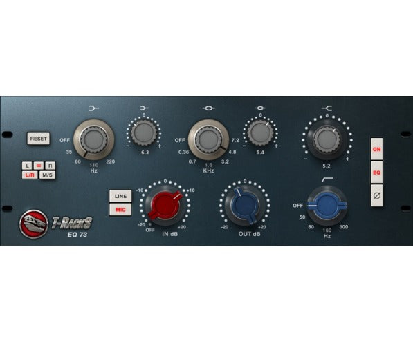 IK Multimedia T-RackS EQ 73