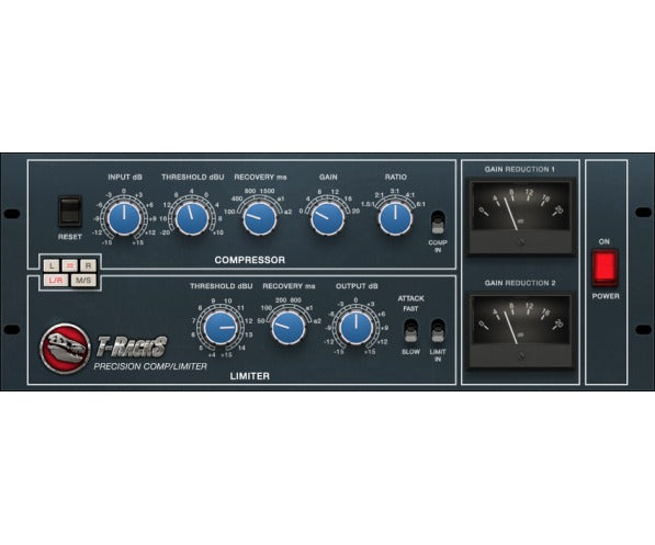 IK Multimedia T-RackS Precision Comp/Limiter
