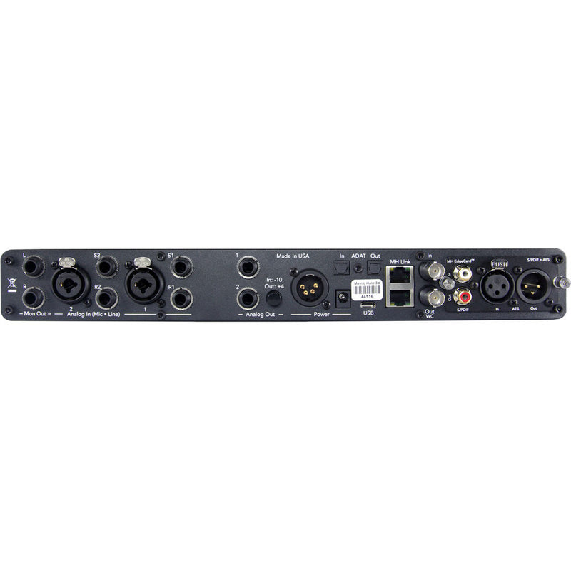 Metric Halo ULN-2 3d Audio Interface (w/ 2 Preamp +DSP Included)