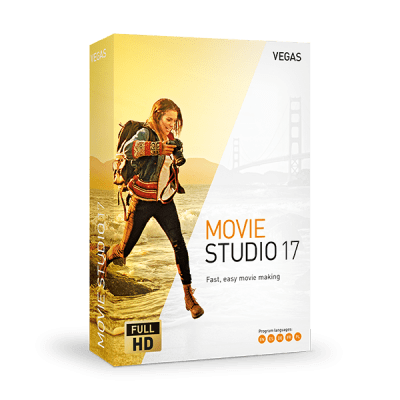 MAGIX Movie Studio 17 - Instant Delivery