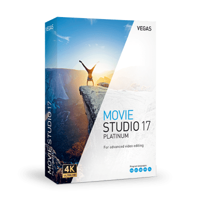 MAGIX Vegas Movie Studio 17 Platinum