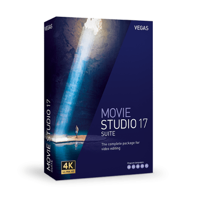MAGIX Movie Studio 17 Suite - Instant Delivery