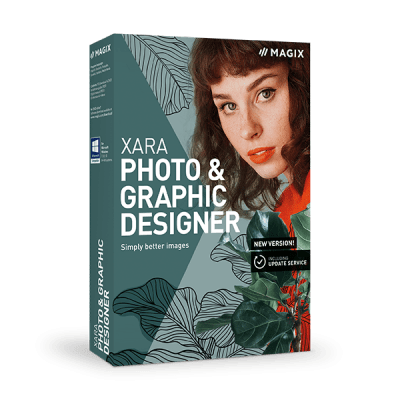 MAGIX Xara Photo & Graphic Designer - Instant Delivery