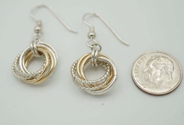 Knot Earrings