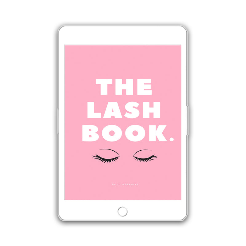 The lash book PDF