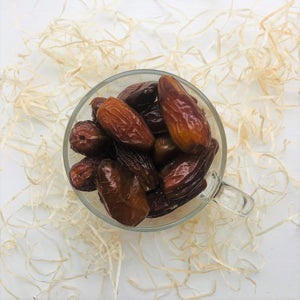 Pitted dates whole - organic & fair trade