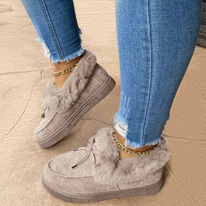 Winter™ Casual Fashion Flat Boots【Buy 2 Free Shipping】