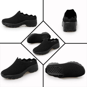 Kafa™ LazyWavy Breathable Slip On Orthopedic Outdoor Walking Shoes