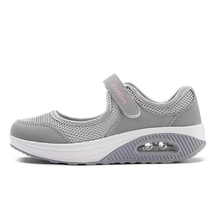 Breathable Mesh Women's Shoes with Air Cushion