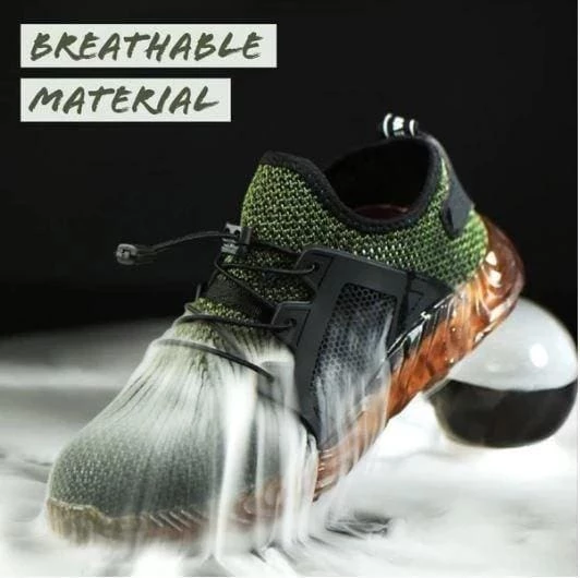 The Most Breathable Safety Shoes [2020 Limited Version]