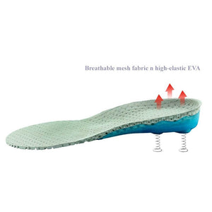 Lilyta™ Accessories | Silica High-Impact Shock Absorption Insoles