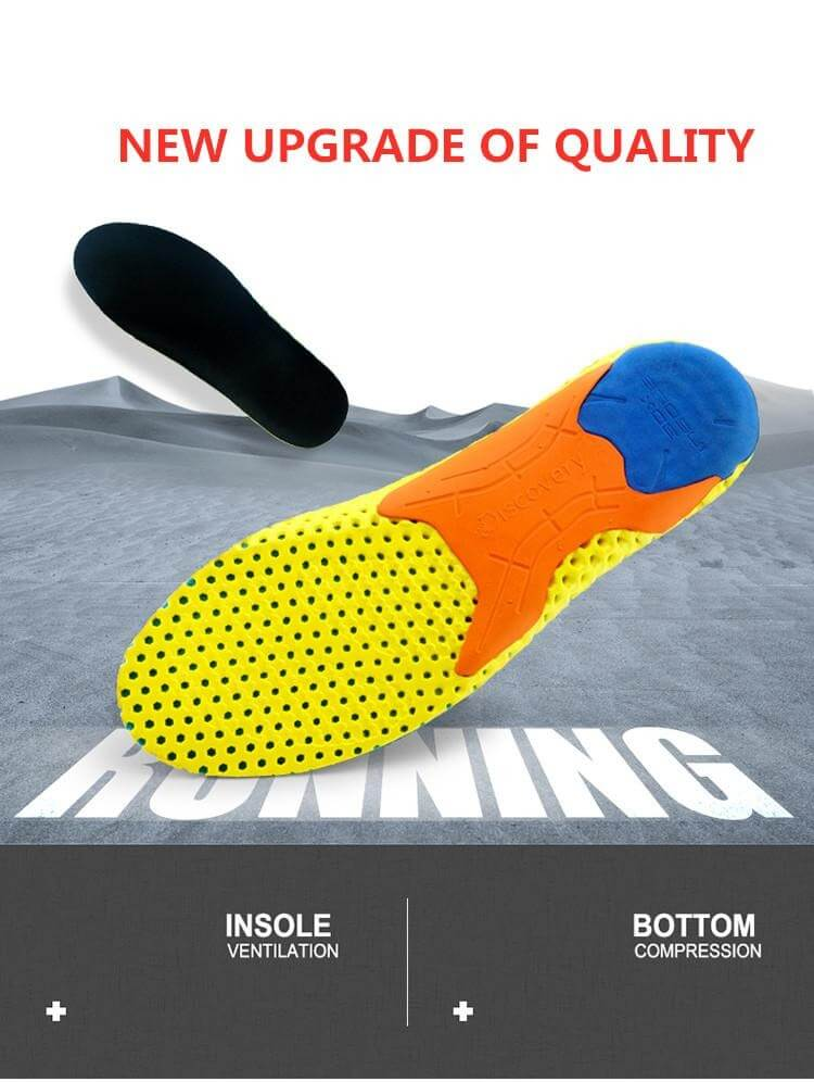 Lilyta™ Shock Absorber Arch Support EVA Insoles