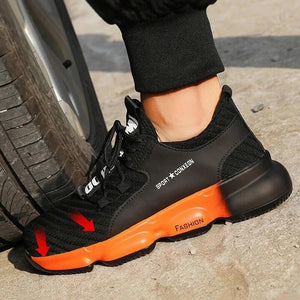 Lilyta™ Breathable Sporty Safety Shoes