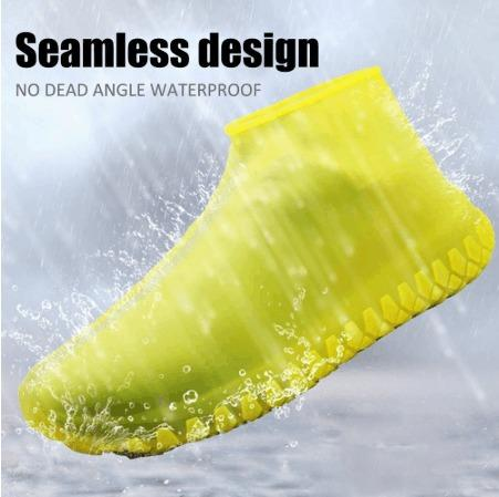 Silicovers™ Ultra-Waterproof  Non-Slip Reusable Shoe Covers