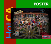 Load image into Gallery viewer, Hotel California Poster