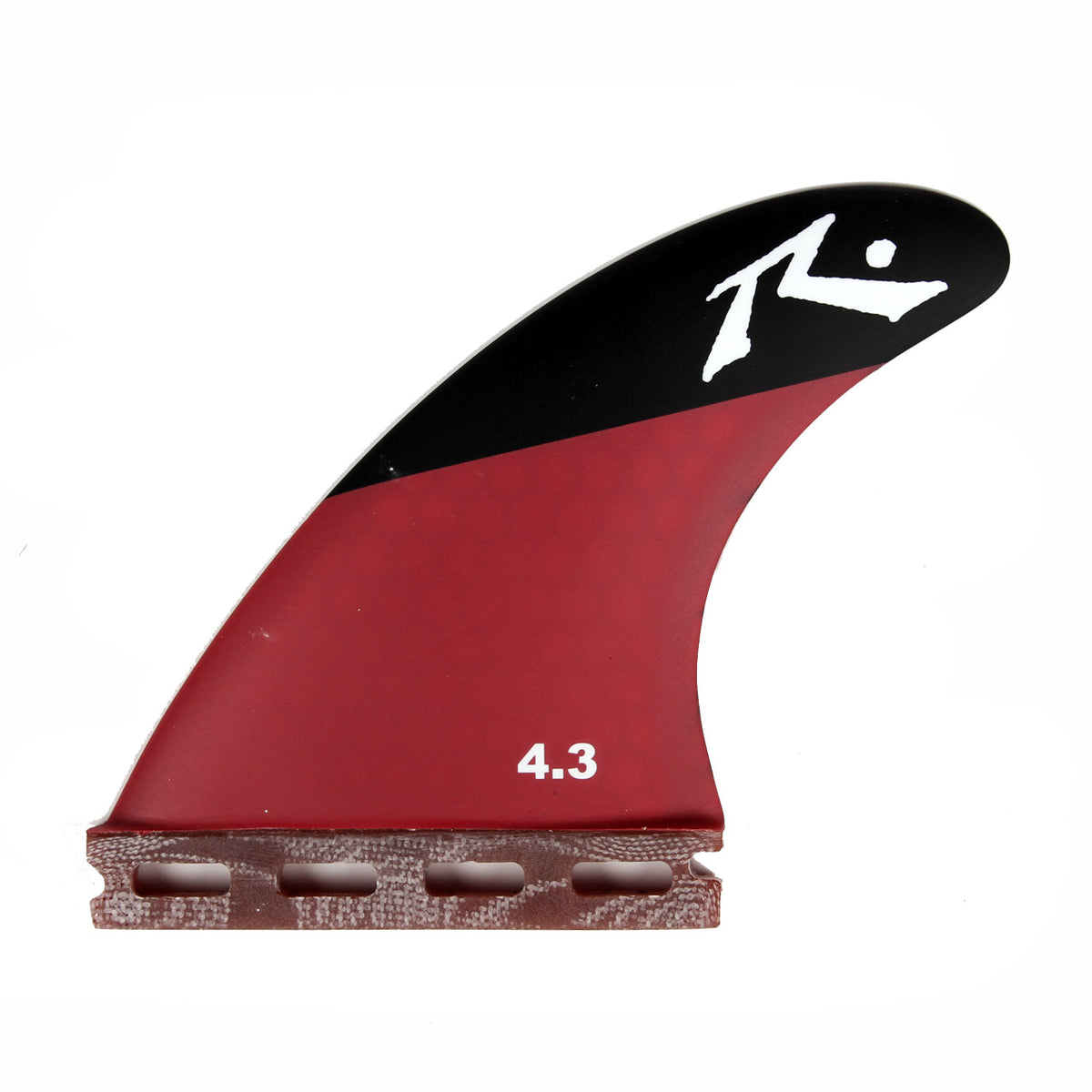 Rusty 4.3 Thruster Fin Set
