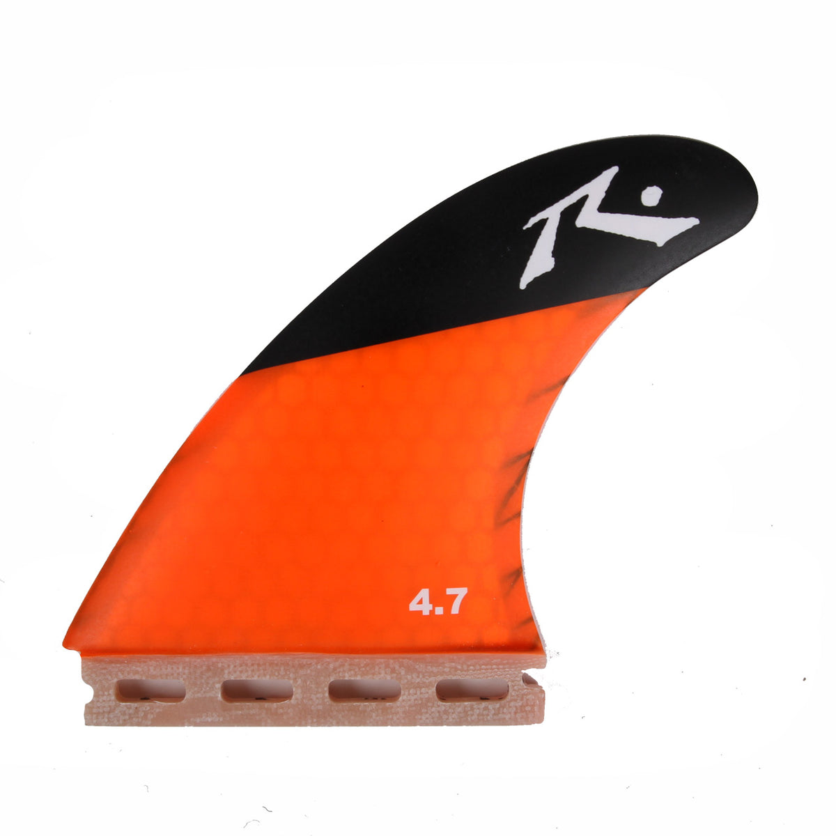 Rusty 4.7 Thruster Fin Set