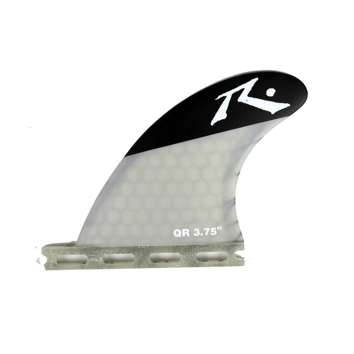 Rusty 3.75 Quad Rear Fin Set
