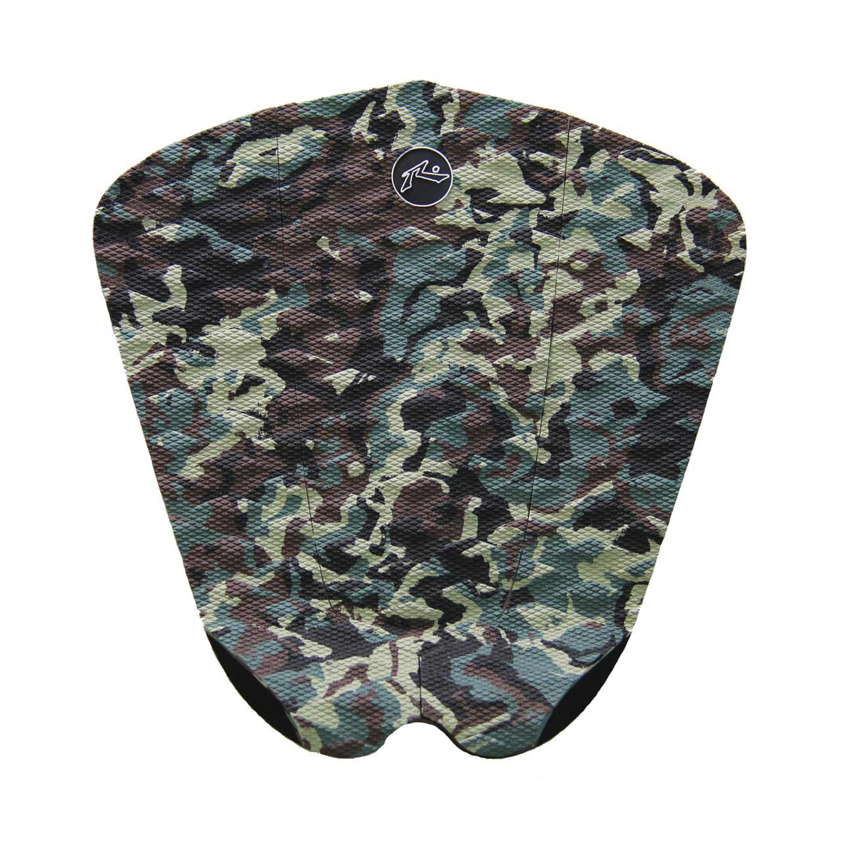 Rusty 3-Piece Round Tail Pad
