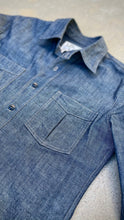 Load image into Gallery viewer, Just Another Chambray Shirt
