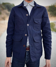 Load image into Gallery viewer, Field Coat - Indigo