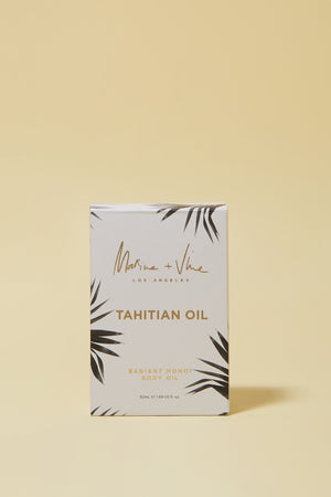 Tahitian Body Oil