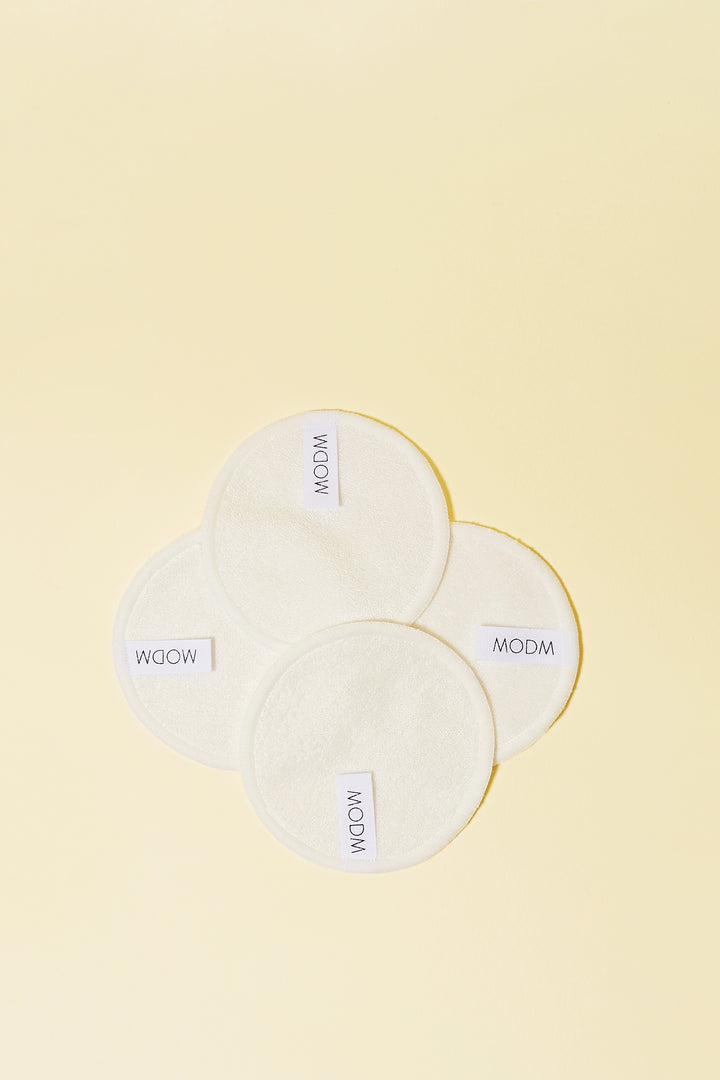 Bamboo + Cotton Face Pads