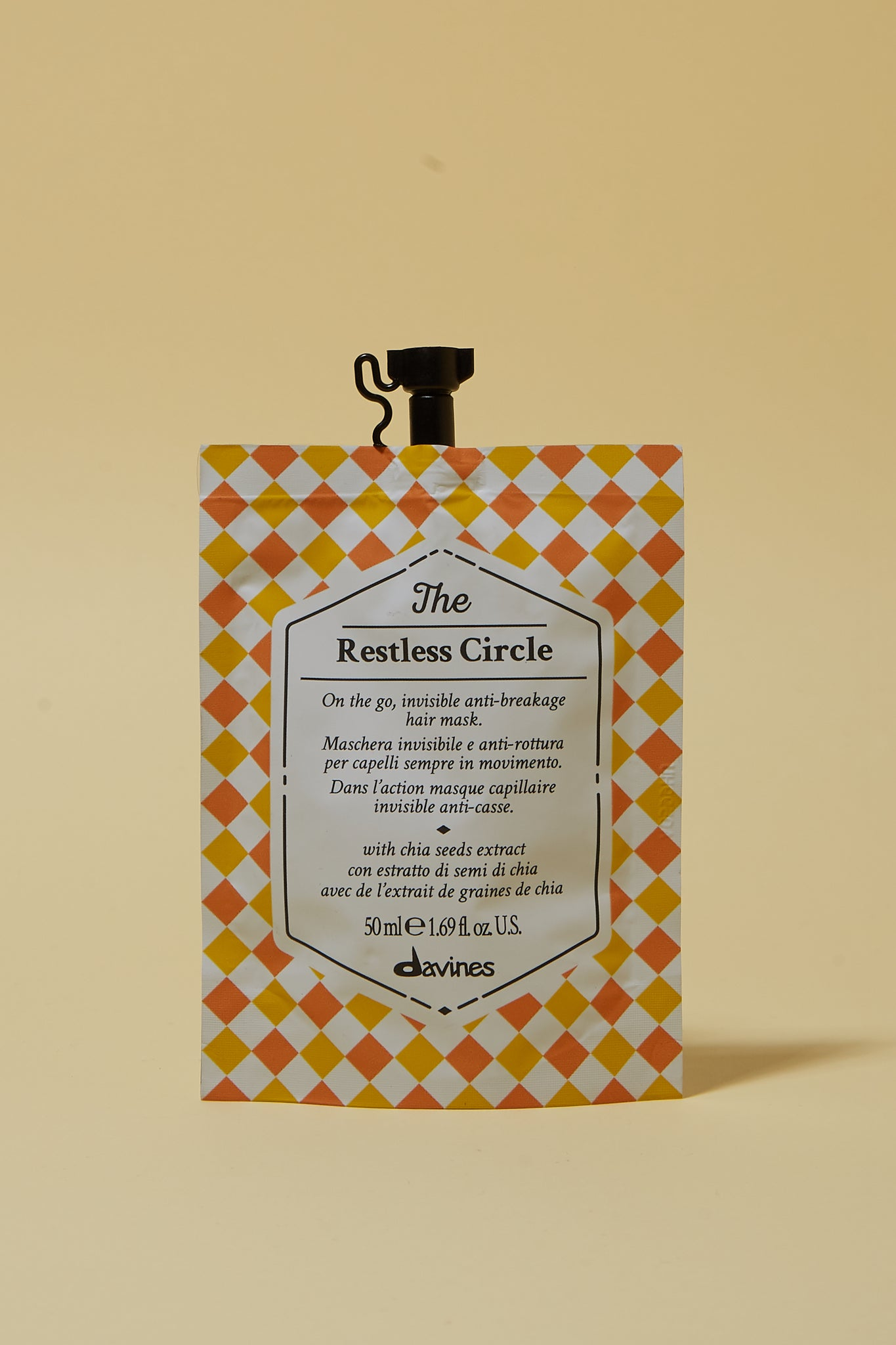 Restless Circle Hair Mask