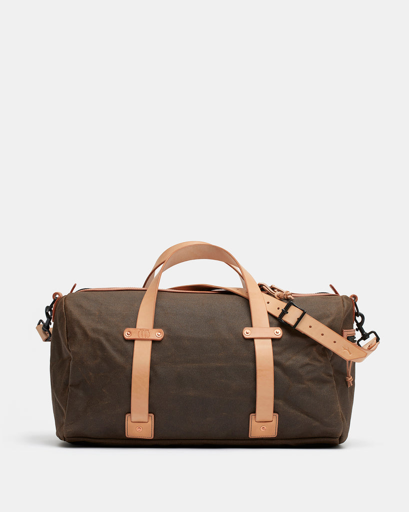 Kvåle duffle bag natural