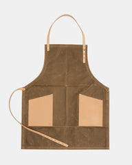 Workshop Apron Natural
