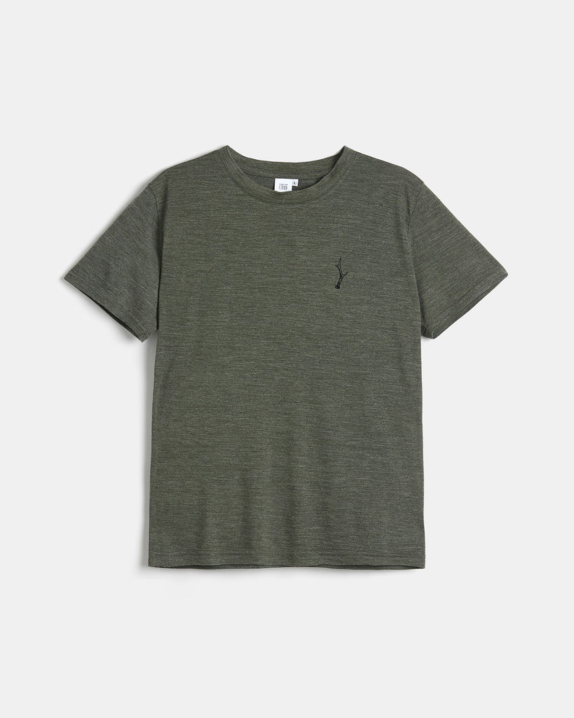 Vald Merino wool / Tencel T-shirt