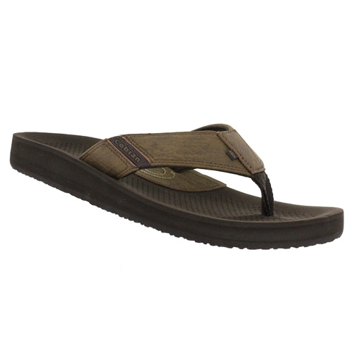 Java Brown Flip Flops