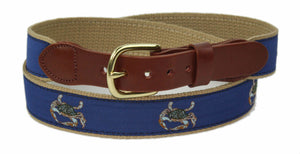 Blue Crab Belt
