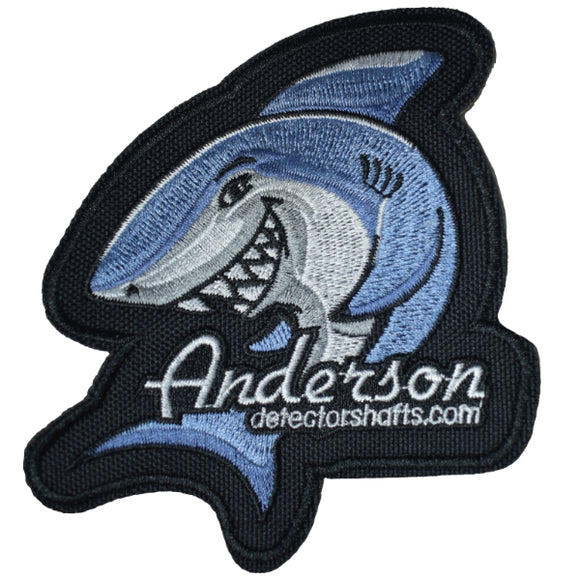 Anderson Shark Patch