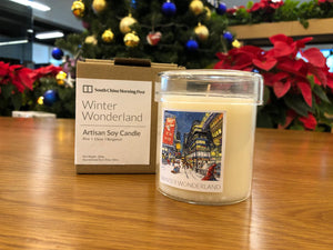 SCMP x BeCandle Christmas Artisan Soy Candle