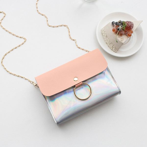 Laser Cross Body Bag
