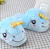 Unicorn Colourful Slippers