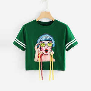 Colourful Personality T-shirt