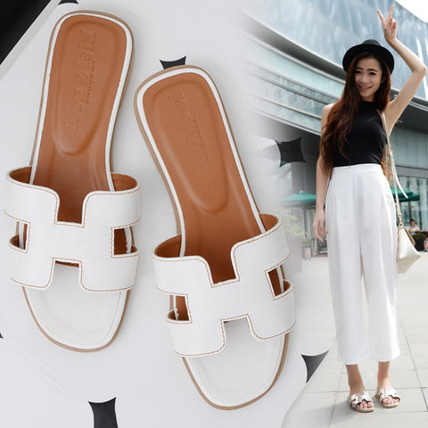 H-Type ladies sandals
