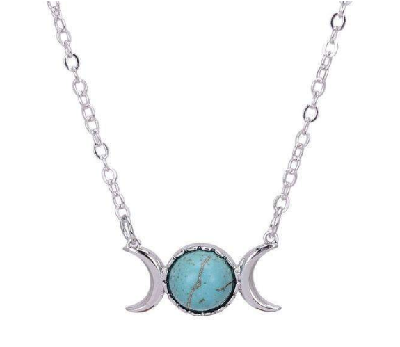 Moonlight Goddess Necklace